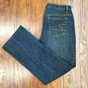 Liz Claiborne SZ 8R Stretch Jeans